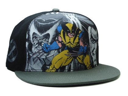 Cartoon Snapback Hat SF-H (20)